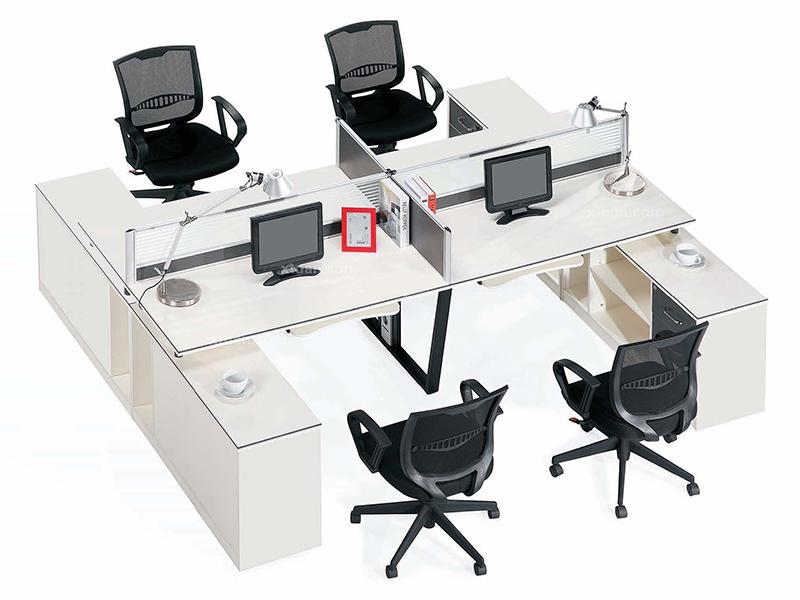 伟通办公家具定制案例:美的