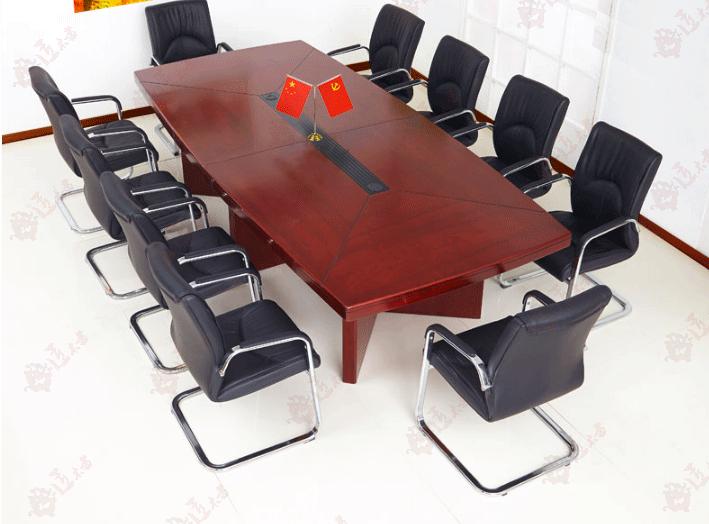 实木会议桌-02