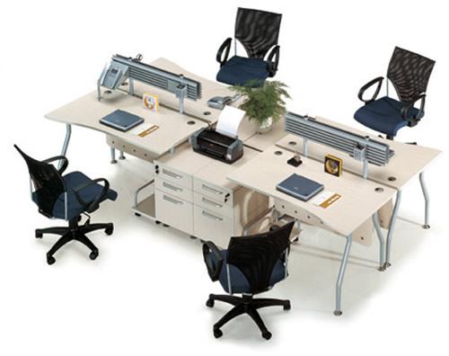 员工办公桌-07