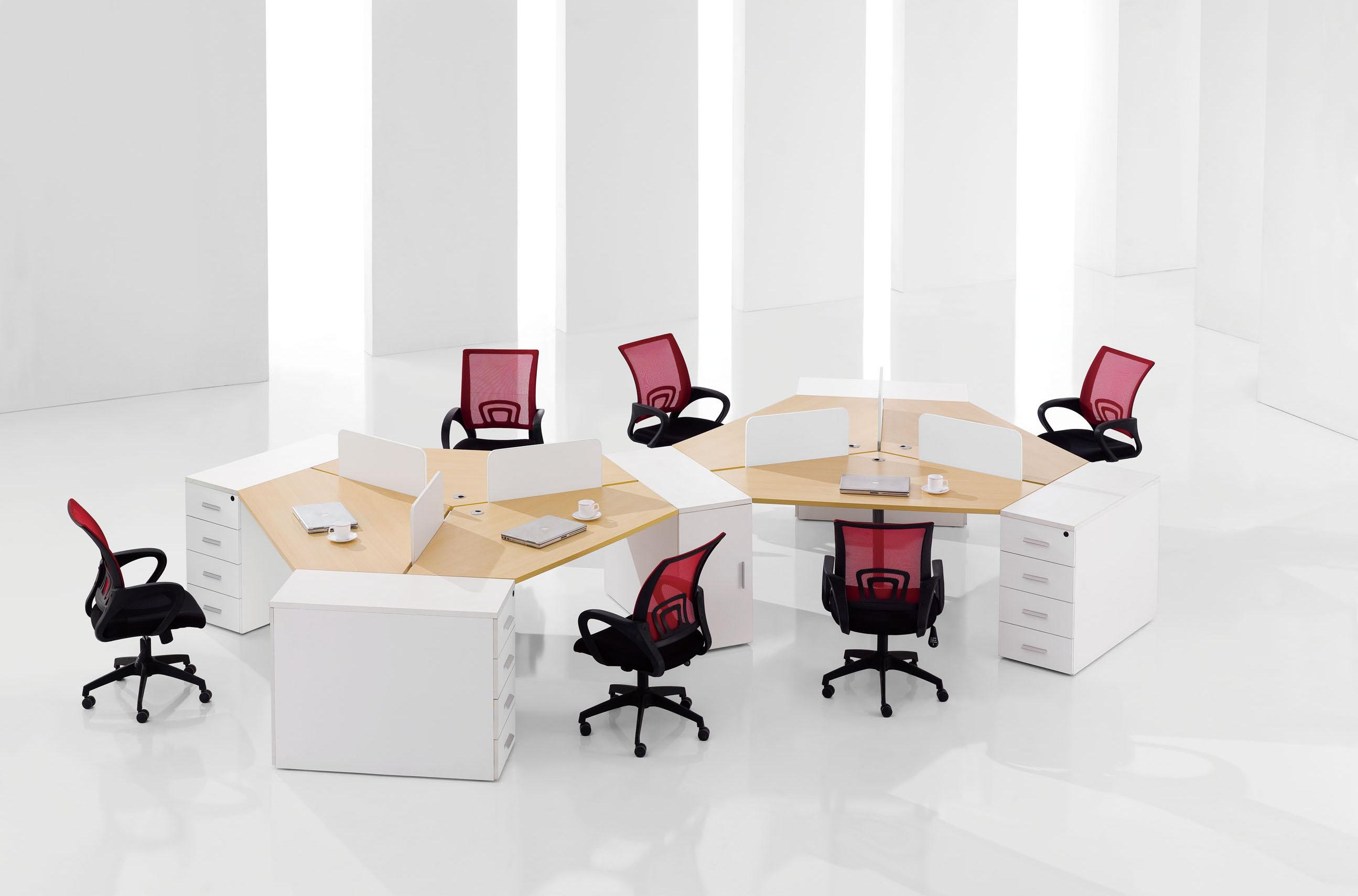 员工办公桌-09