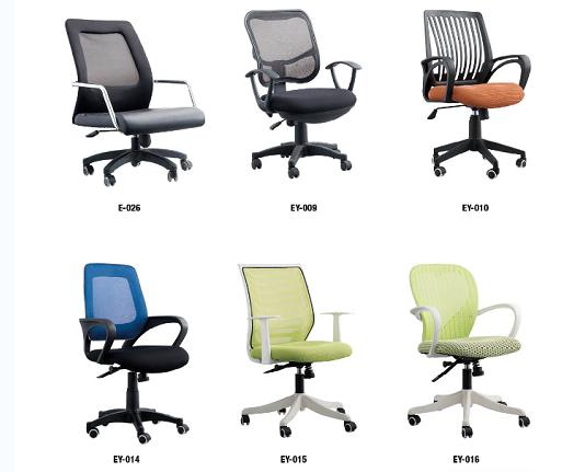网布办公椅-05