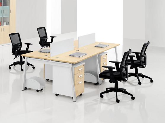 四人组合办公桌