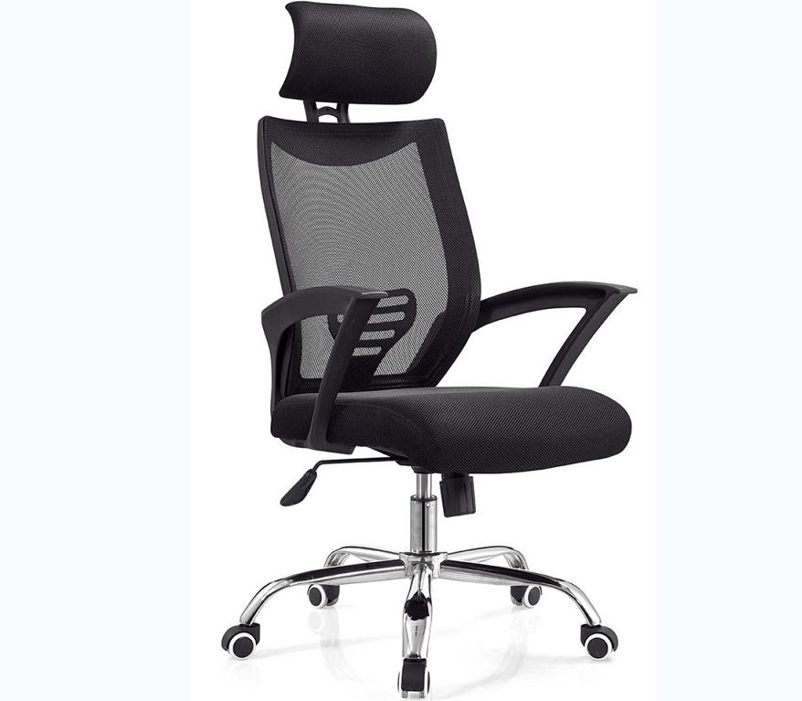 网布办公椅-07
