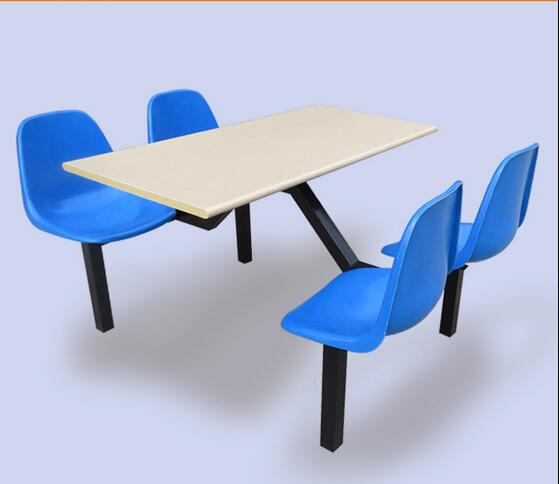 学生餐桌椅-05