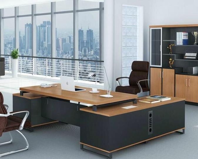 板式经理桌-07