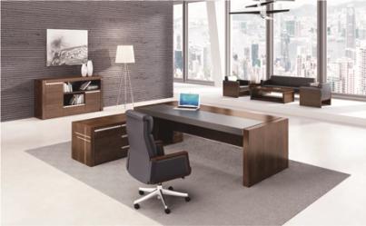 板式经理桌-11