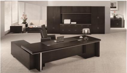 板式经理桌-12