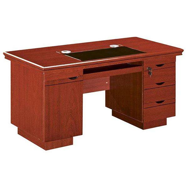 实木办公桌01