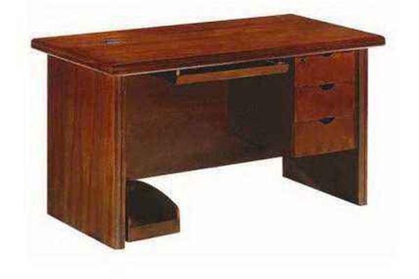 实木办公桌04