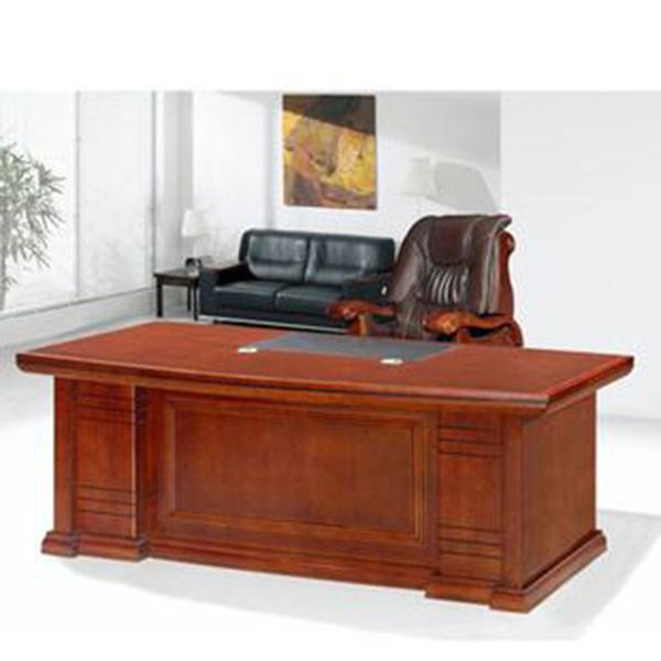 实木办公桌05