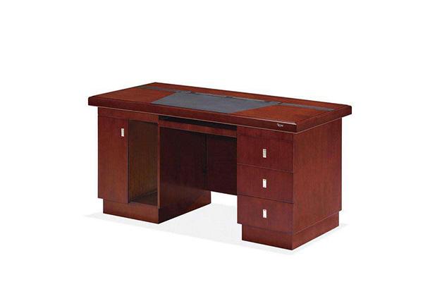 实木办公桌07
