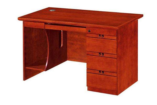 实木办公桌08