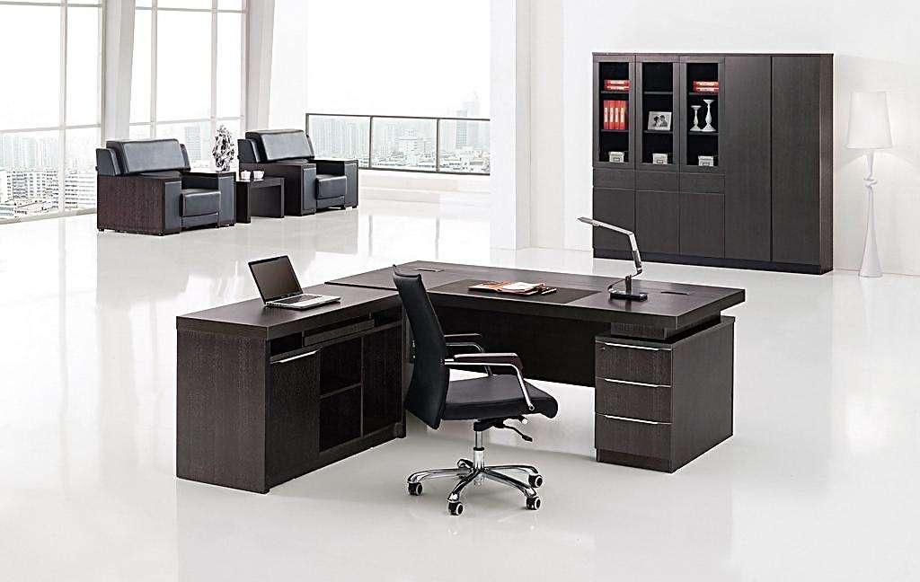板式经理桌-15
