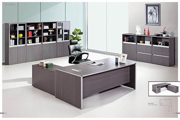 板式经理桌-16
