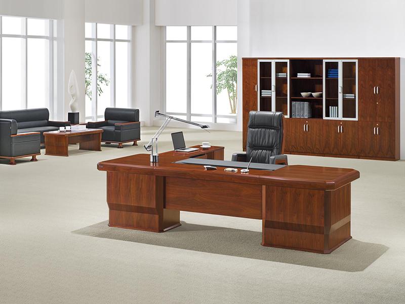 板式经理桌-19