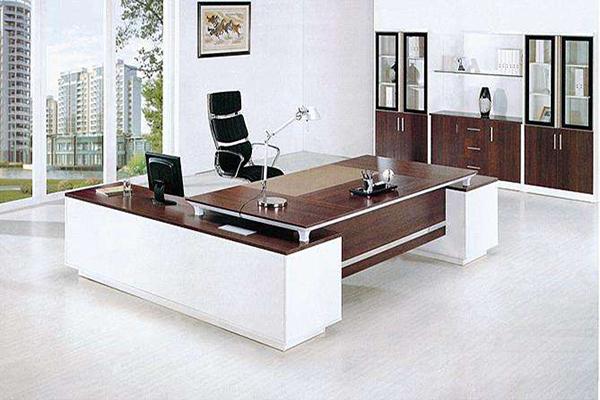 板式经理桌-23